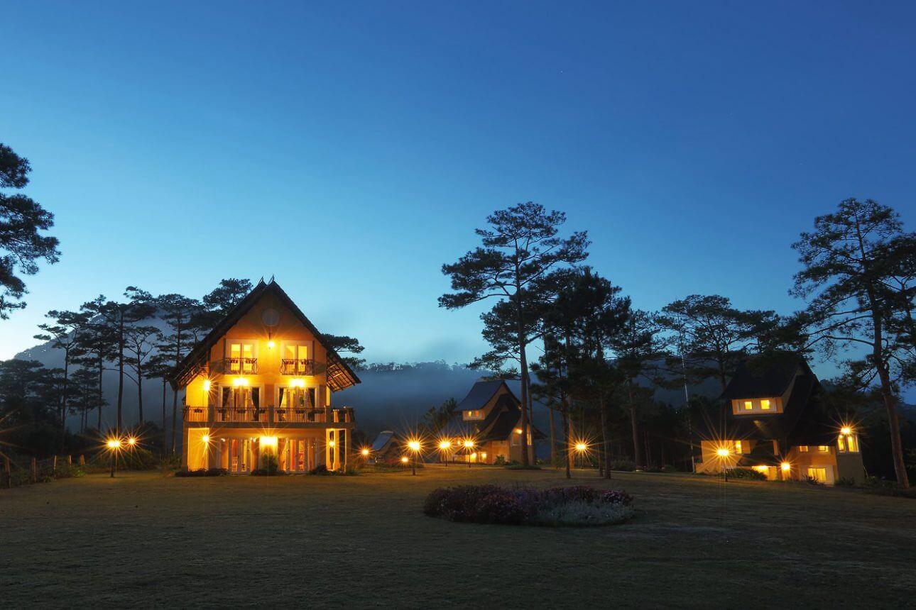 Thiết kế dự án khu nghỉ dưỡng Charm Resort Đà Lạt