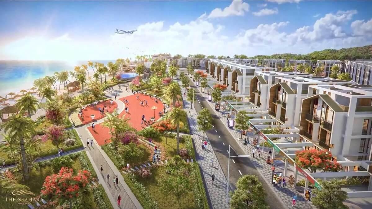 Tiện ích của dự án The Seahara hotel & Resort Phan Thiết