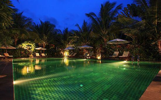 Tiện ích khu nghỉ dưỡng Charm Resort Phan Thiết