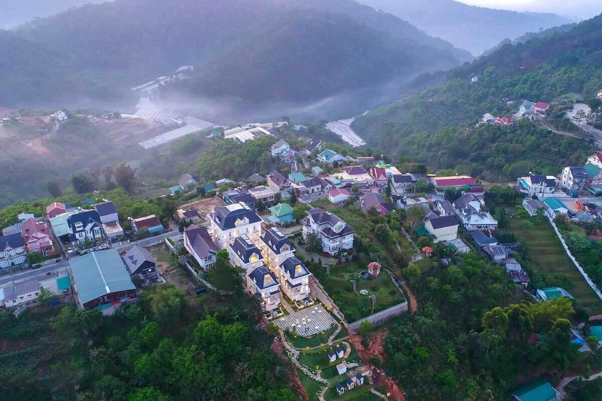 Tiện ích Dự án Khu đô thị Charm Resort Quy Nhơn Bình Định