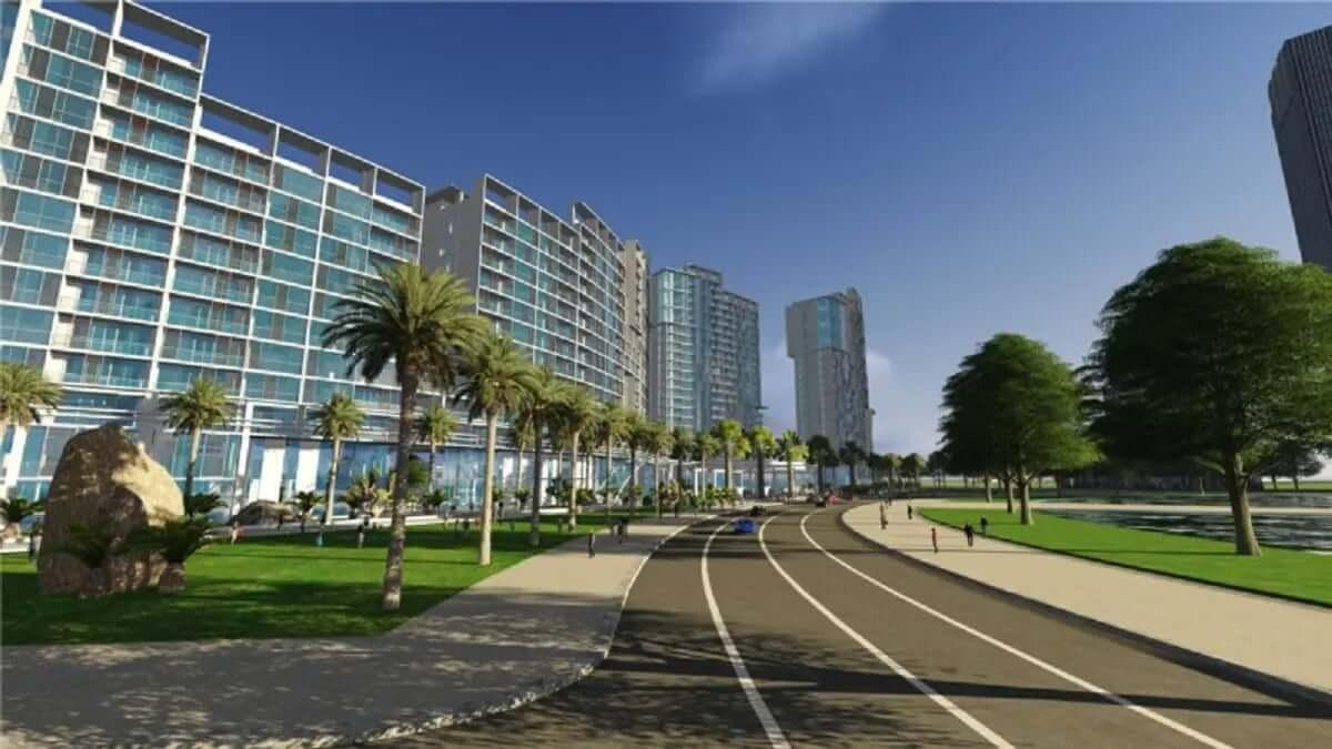 Tổng quan Dự án căn hộ DIC Wisteria City Nhơn Trạch Đồng Nai