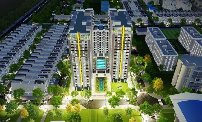 Tổng quan Dự án Khu đô thị Charm Resort Quy Nhơn Bình Định