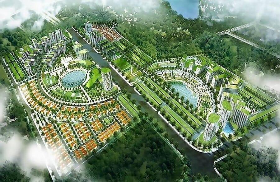 Tổng quan Khu đô thị Tây Nam Bà Rịa Vũng Tàu