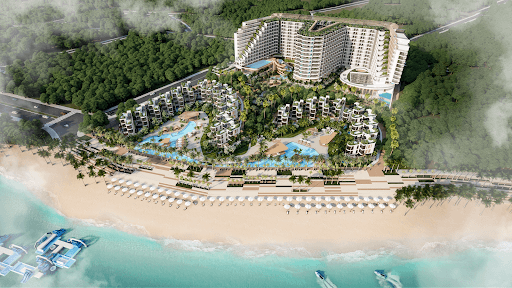 Tổng quan khu nghỉ dưỡng Charm Resort Phan Thiết