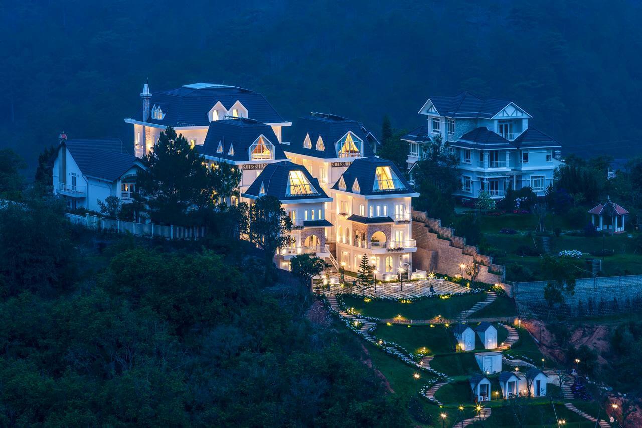 Vị trí dự án khu nghỉ dưỡng Charm Resort Đà Lạt